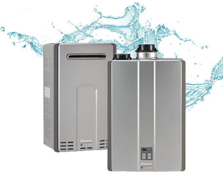 Rinnai Tankless Water Heater Maintenance Special