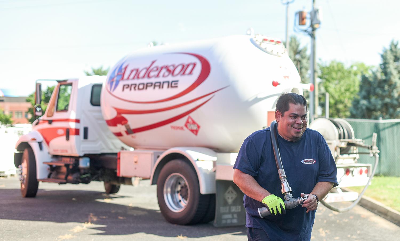propane service