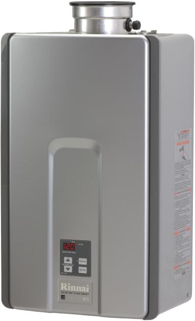 rl94ip non condensing tankless water heater